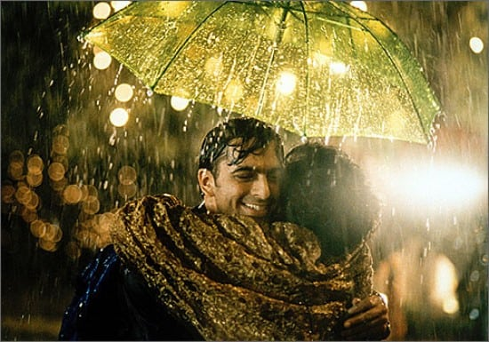 Photograph of Mira Nair film Monsoon Wedding, India