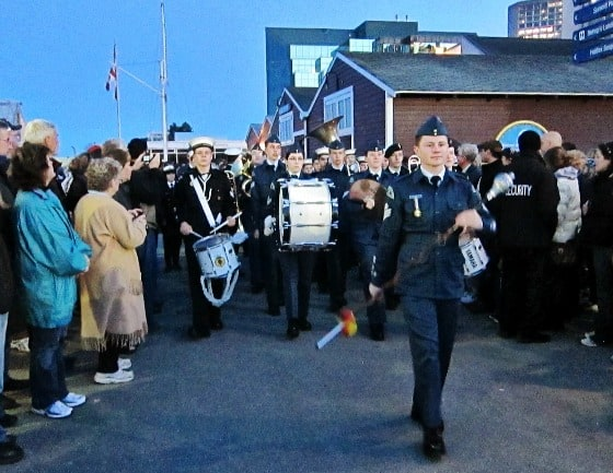 Covering the Titanic centenary in Halifax