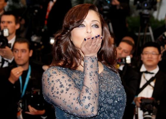 Aishwarya Rai Bachchan: You Go Girl!