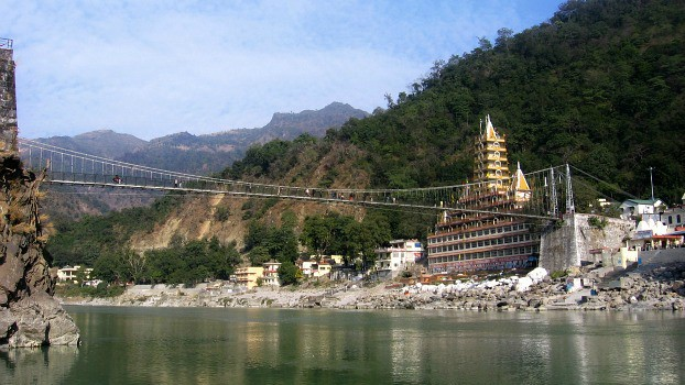 Favourite Places: Rishikesh