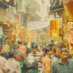 Bylanes, Old Delhi