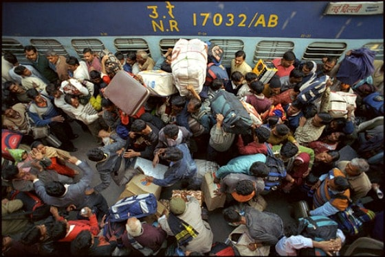 Photo of New Delhi Train Station by Zwetkoff India