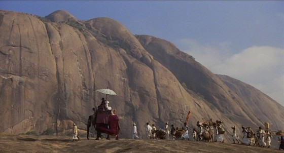 Passage to India, directed by David Lean.