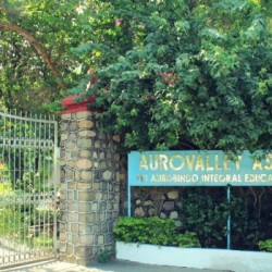 Aurovalley Ashram -- a yoga ashram near Rishikesh, India
