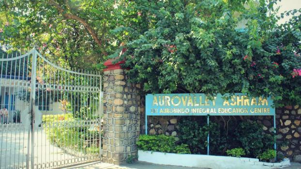 Aurovalley Ashram -- a yoga ashram near Rishikesh, India