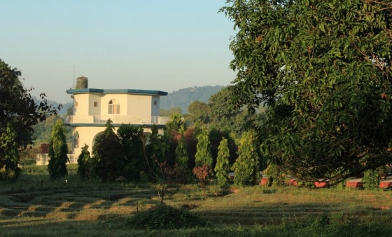 Aurovalley Ashram, India -- yoga ashram near Rishikesh