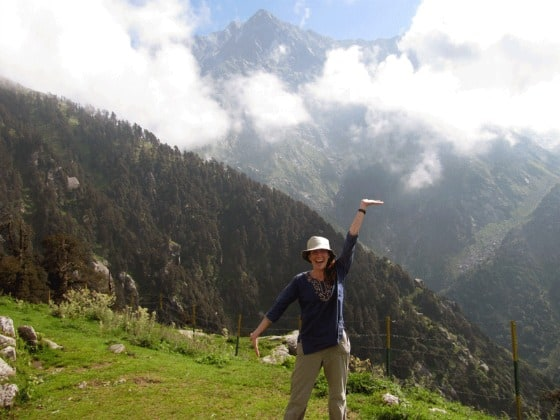 meaningful adventure travel, meditation retreats, India