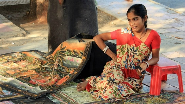 Photo essay: Janpath Bazaar, Delhi