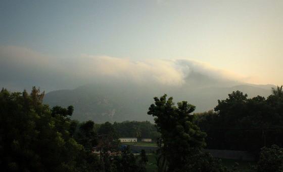 Mount Arunachala, Tiruvannamalai, Tamil Nadu, India - Sri Ramana Maharishi