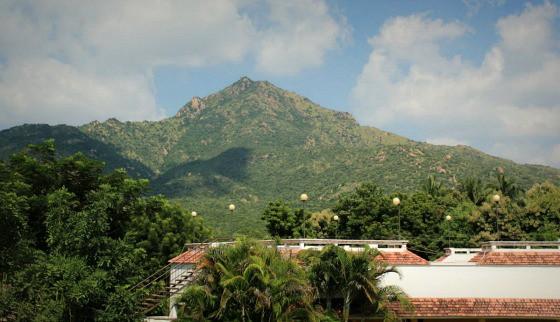 Mount Arunachala, Tiruvannamalai, Tamil Nadu, India