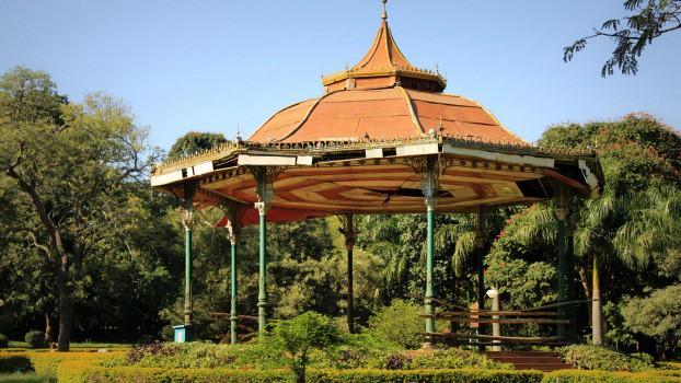 Green city: Bangalore India