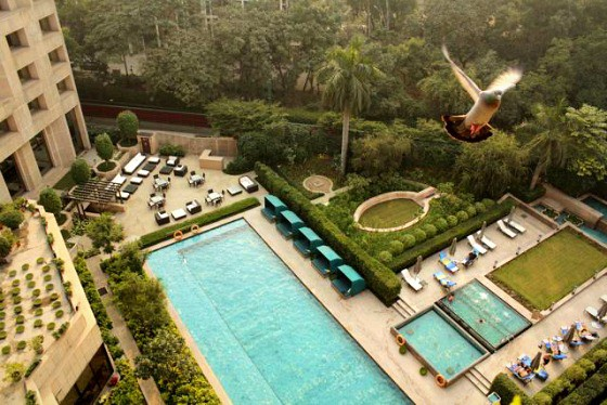 Hotels in India: 24 hours at the ITC Maurya in Delhi