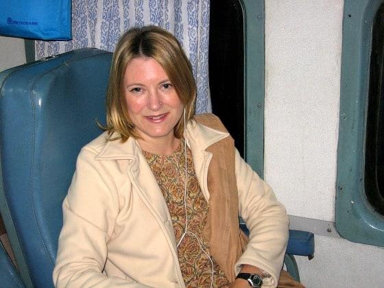 Mariellen Ward: Travel in India, Delhi