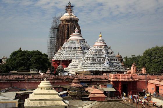 Jagganath Temple Odisha India
