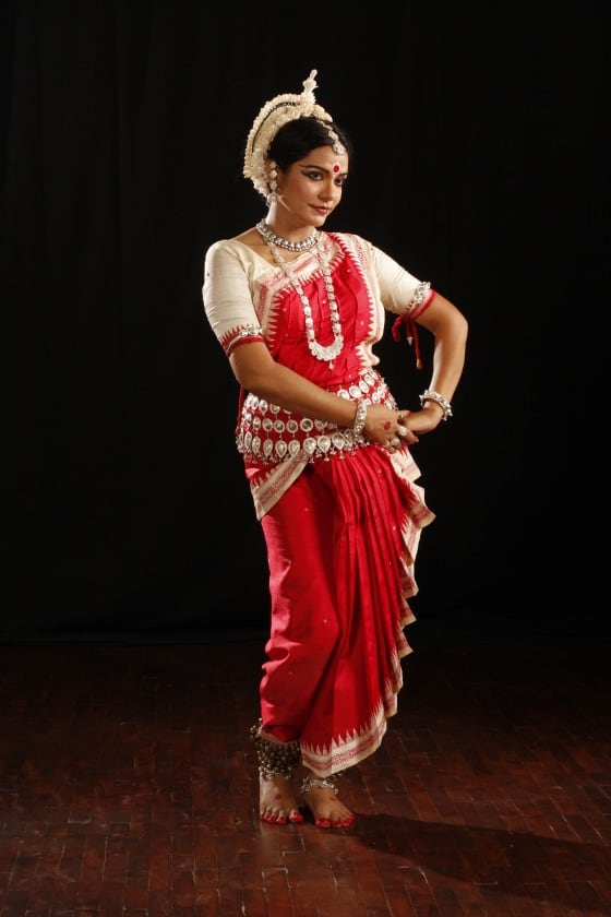 Interview with an Odissi dancer