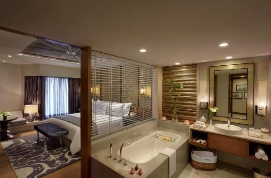 Taj Mahal Agra India - ITC Mughal Hotel suite room