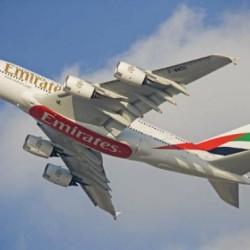 Emirates jet India