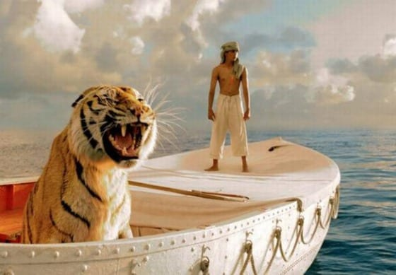 Life of Pi: Film and music shimmer