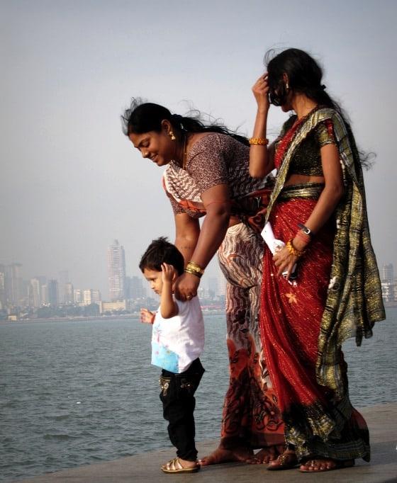 Marine Drive, Mumbai, India