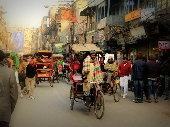 Old Delhi, India