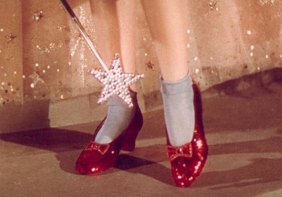 ruby slippers a travel blogger wants to go home
