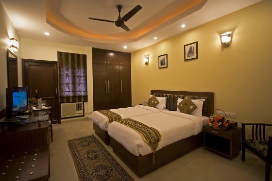 Red Maple Bed & Breakfast hotel in South Delhi India