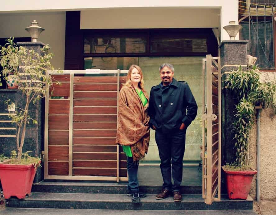 Finally, a perfect small hotel in Delhi