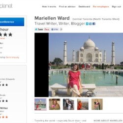 expert advice about India travel, writing, blogging