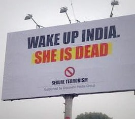 Delhi gang rape victim, India,
