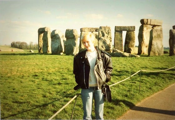 Travelling down memory lane to London and England