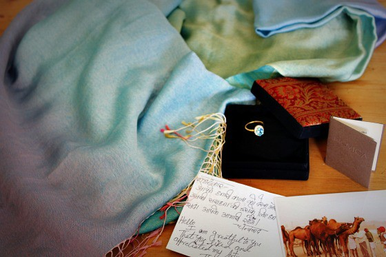 shop shopping online India shawl jewelry