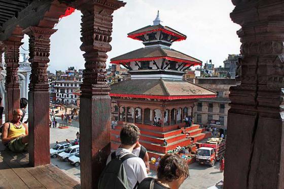 Nepal-Kathmandu-Durbar-Square1 560