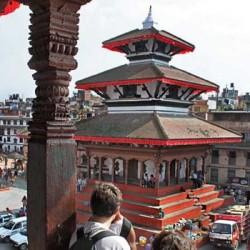 Nepal-Kathmandu-Durbar-Square