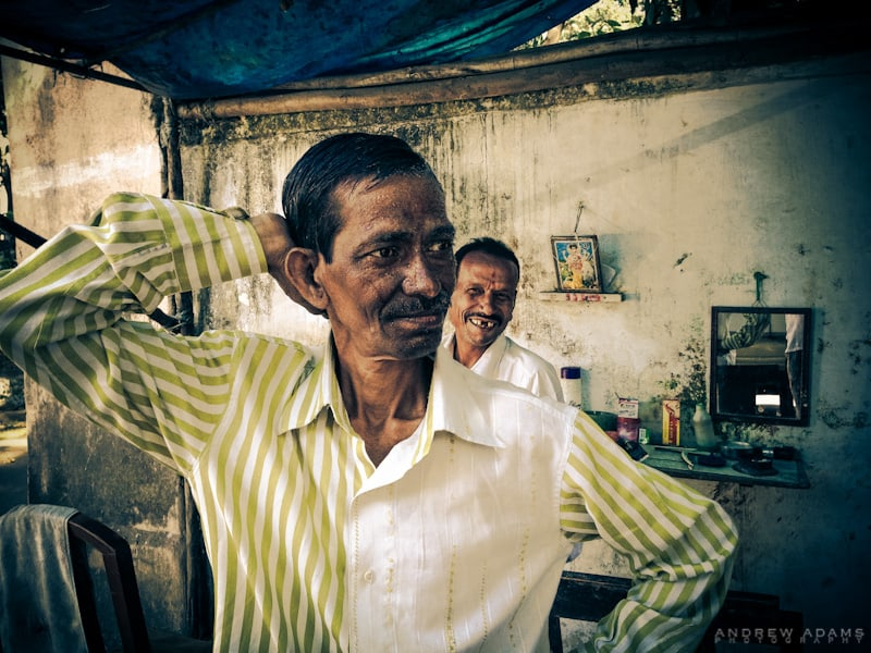 Photo essay: Mumbai Local
