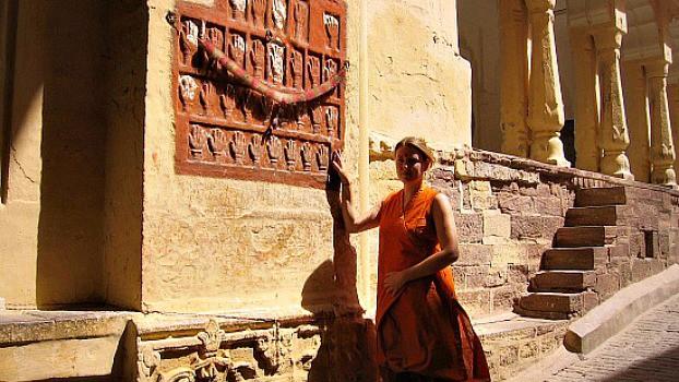 Sati prints, Jodhpur, India