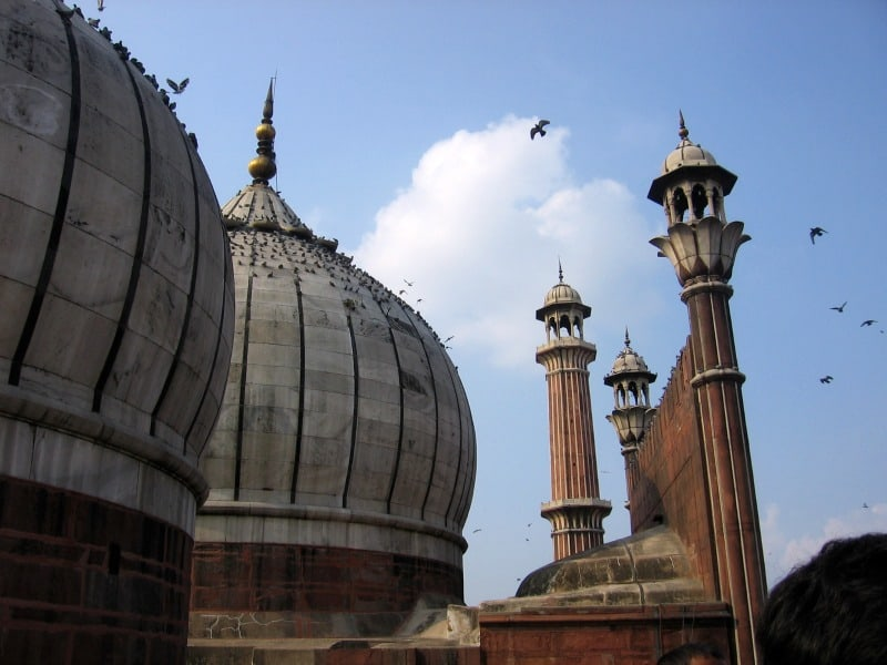 Jama Masjid is a must-do thing to do in Delhi