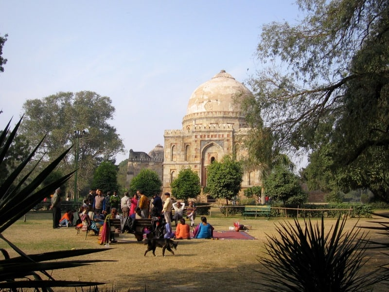 Lodhi Garden is a top thing to do in Delhi