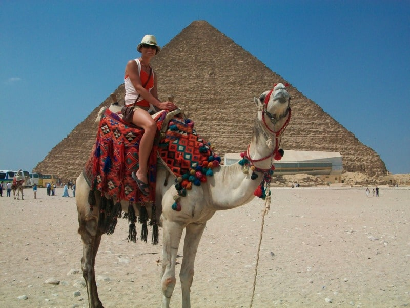 Egypt, pyramids, contest winner