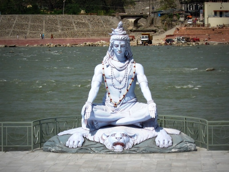 Image result for shiva badrinath flood