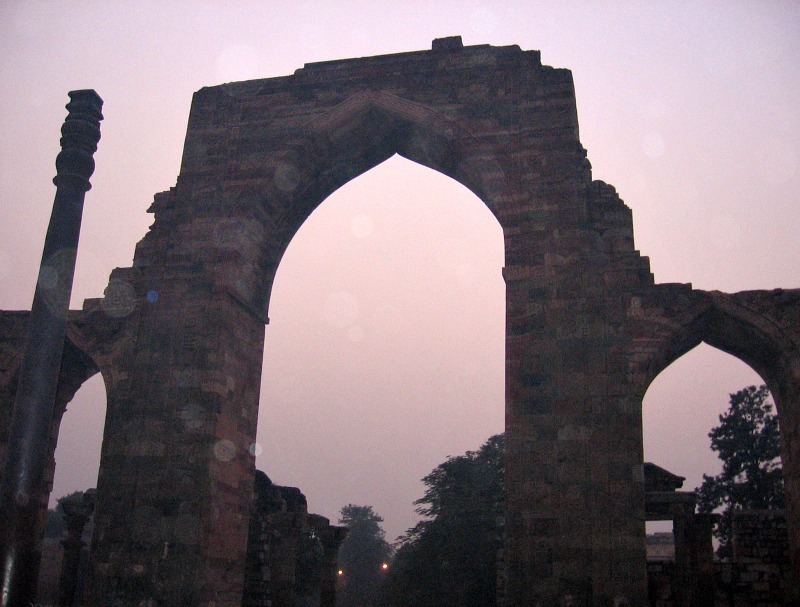 Qutab Minar, South Delhi, India
