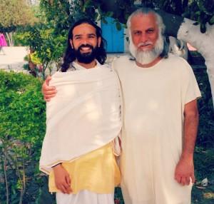 Indian yoga teachers, Rishikesh