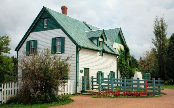 Anne of Green Gables Prince Edward Island Canada
