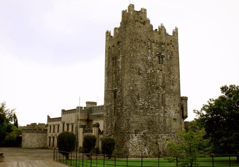 Blackwater Castle, Castletownroche, Cork, Ireland