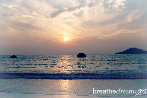Sunset Sunrise Goa Beach India