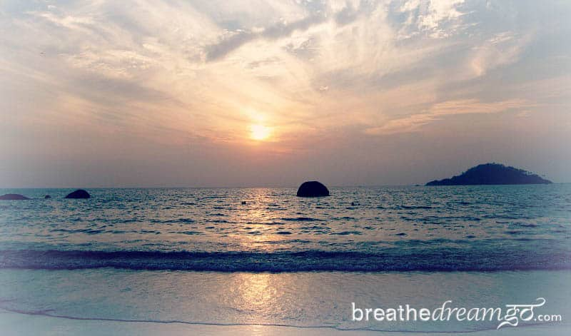 Choosing the perfect beach: Goa