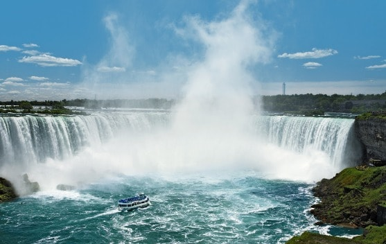 Niagara Falls should be on every Canada itinerary. Photo courtesy Canada Keep Exploring.