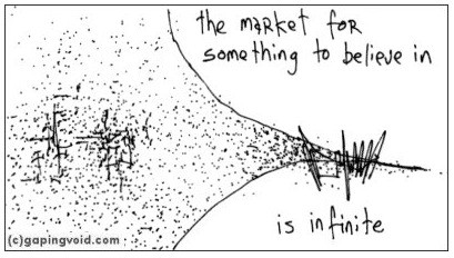 Hugh MacLeod GapingVoid comic
