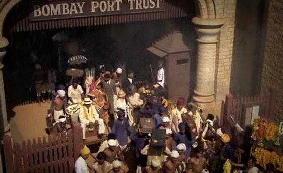 Passage to India Bombay