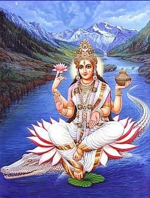 India Ganga