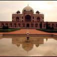 Humayun's Tomb in Delhi India